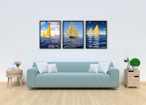 hình ảnh thuyền và biển đẹp